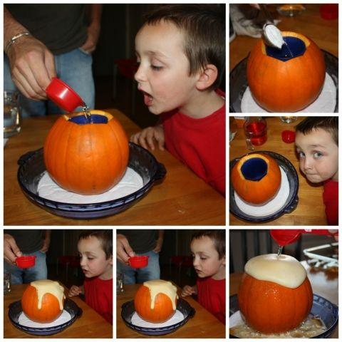 pumpkin-cano-first-reaction