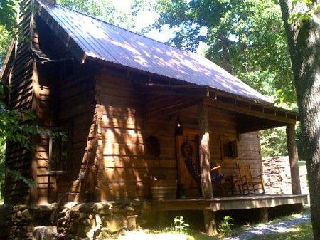 rustic camping in North Carolina