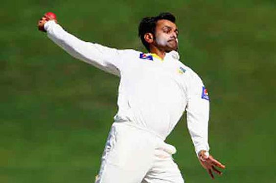 Mohammad Hafeez hauled up again for suspect bowling action: report