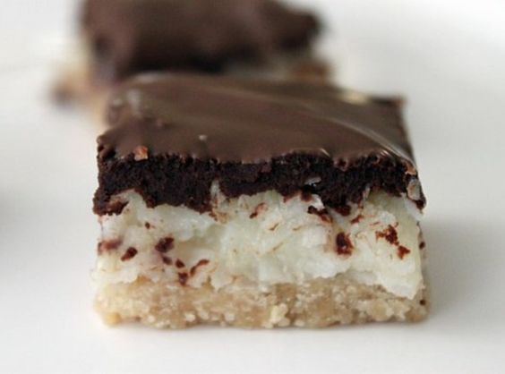 Almond Joy Bars( with or without the almonds)