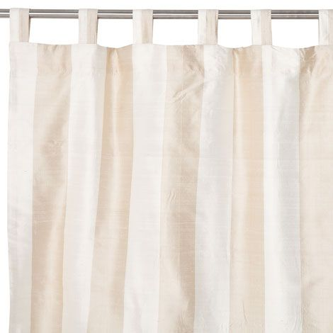 Zara home cortinas seda fernandez de la hoz for Cortinas bebe zara home