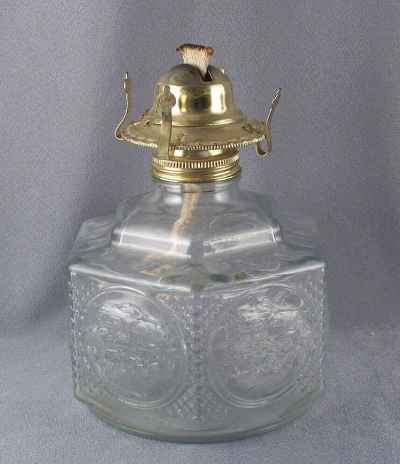 Oil Lamps Farms And Lamps On Pinterest