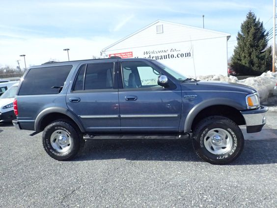 1998 Ford Expedition For Sale in Elizabethtown, PA - 1fmru18w4wlc36468