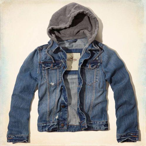 Boys Trestles Beach Denim Jacket