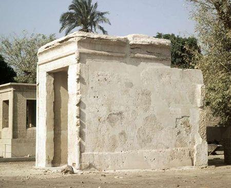 Chapelle de calcite de Thoutmosis IV