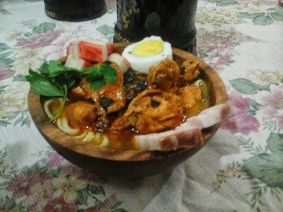 Ramen so delicious | In Córdoba Argentina | By my bro Juancho