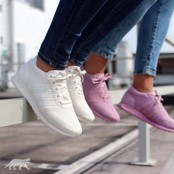 zapatillas adidas original los angeles