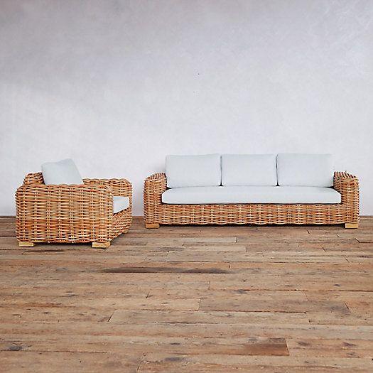 Kubu Vine All Weather Wicker Sofa Wicker Headboard Wicker Furniture Redo Wicker Furniture Cushions