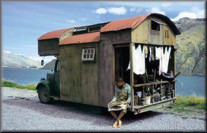 camping cars droles Camping cars étranges et insolites