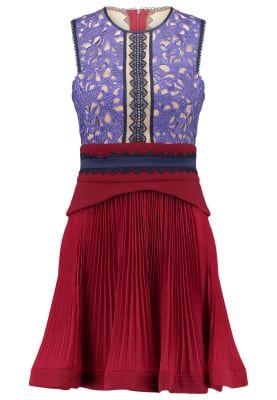 CREME DE CASSIS - Robe de soirée - bordeaux/plum/midnight blue