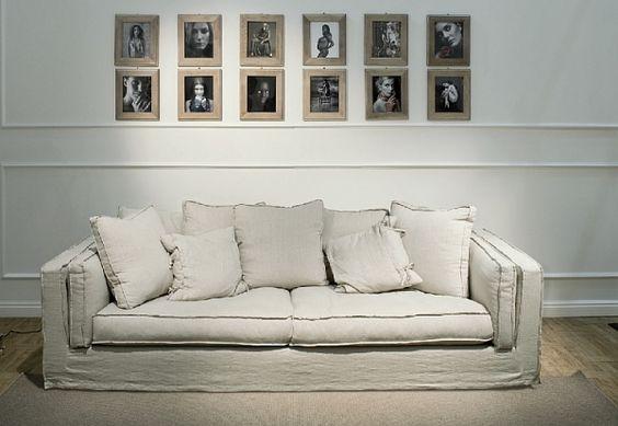 Ville Venete - Landscape sofa | arredamenti | Pinterest | Living ...
