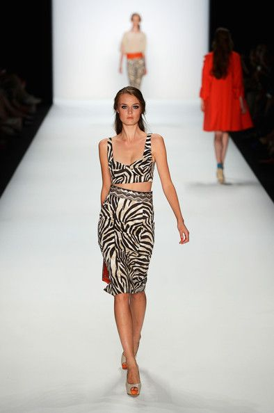 Laurel: Runway - Mercedes-Benz Fashion Week Spring/Summer 2013