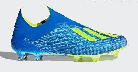 botas de futbol adidas x 18 speed