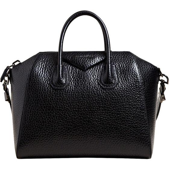 Givenchy Women's Calf Leather Medium Antigona Bag found on Polyvore: Bad Bags, Bags Galore, Bags Purses, Bags Crush, Bags Clutches, Bags Bags, Bags Handbags