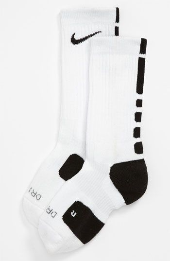 Nike 'Elite Basketball' Crew Socks (Boys) available at Nordstrom