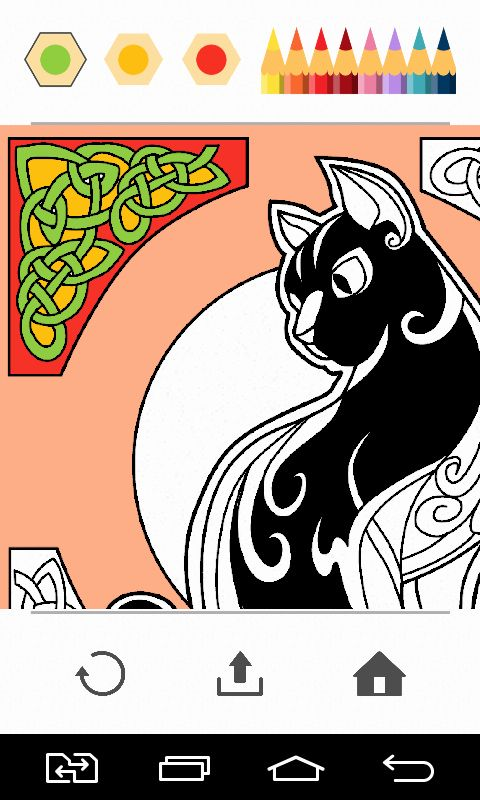 27 Colorfy Coloring Book Free In 2020 Coloring Books Enchanted Forest Coloring Book Animal Coloring Books