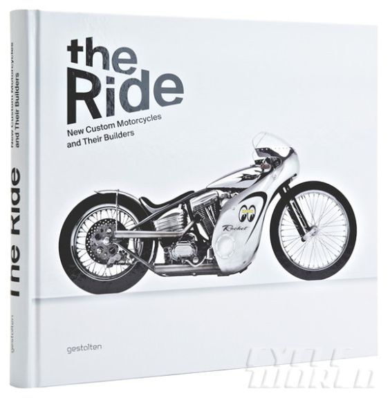 The Ride book cover