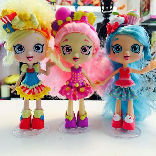 More girl doll shopkins shoppies dolls shopkin girl shopkin shoppies