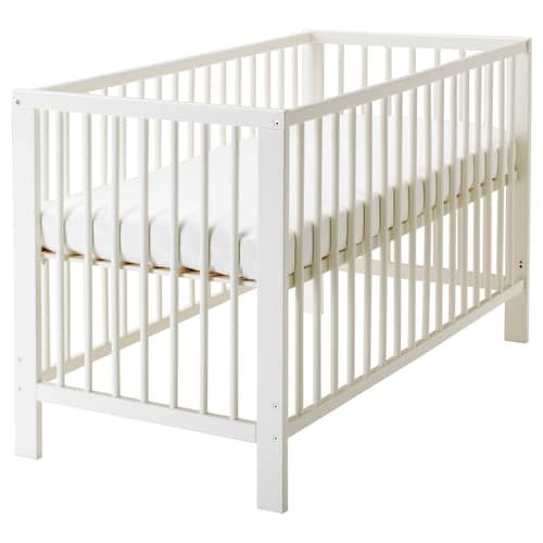 Onsklig Racks For Changing Table Set Of 4 White Ikea Ikea Crib Ikea Baby Bed Ikea Gulliver Crib