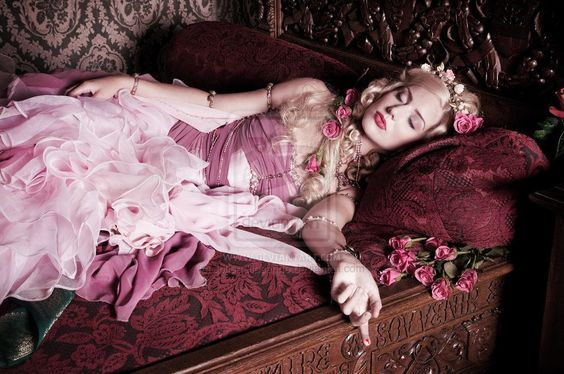 Sleeping Beauty - SARA CORNELL