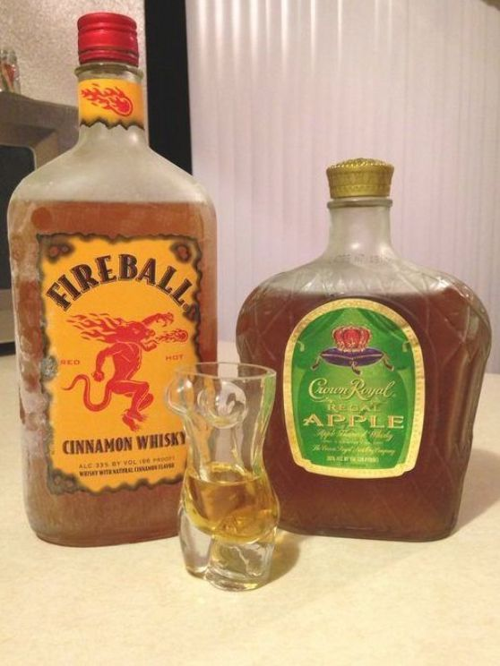 Fireball Halloween Bottle October 2020 Pin by Miranda Rhoades Taylor on drinks in 2020   Fireball recipes