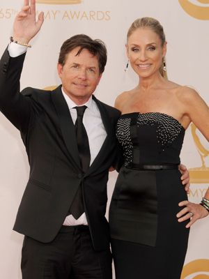 Michael j fox tracy pollan married 25 years for How long has tom selleck been married