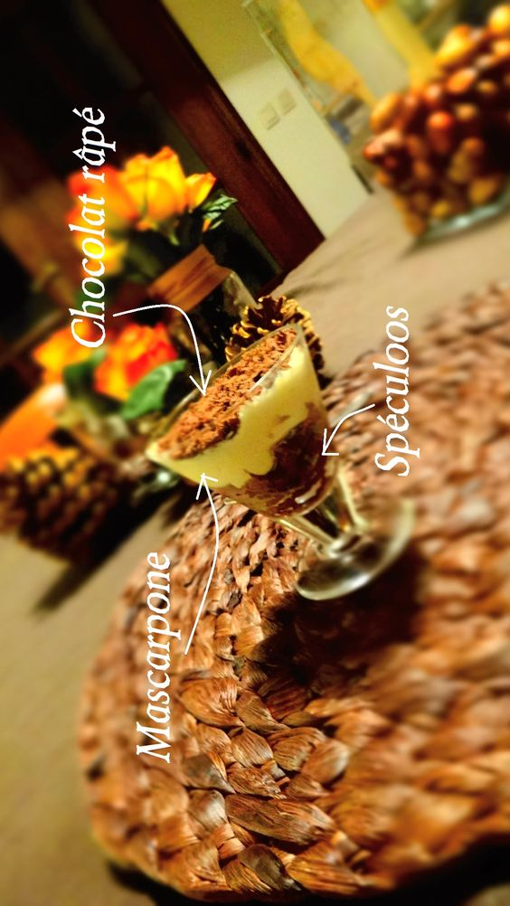 Dessert (tiramisu)