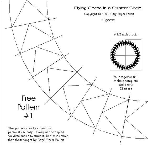 Assorted Paper Pieced Patterns & Quilt Blocks