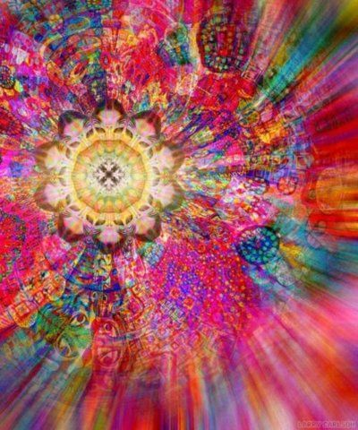 psychedelic: Carlson Photos, Colourfull Fractals, Beautiful Colors, Colors Method, Psychedelic Art, Mandala S, Trippy Bubbles Water Photos, Art Fractals, Rainbow Colors