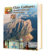 Clay Culture: Plasters, Paints and Preservation