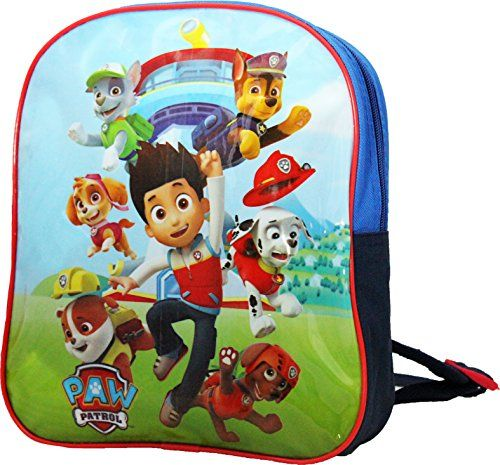 Paw Patrol School Backpack Ryder and Pups Shoulder Carry ... https://www.amazon.co.uk/dp/B01E766QJ6/ref=cm_sw_r_pi_dp_KfzrxbE4W4BQ0
