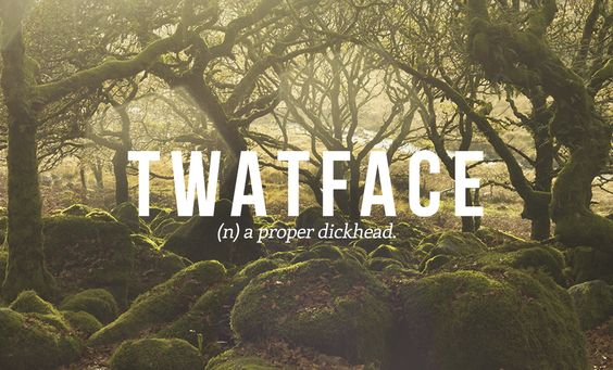 18 Very Sweary British Words You Need To Use Right Now