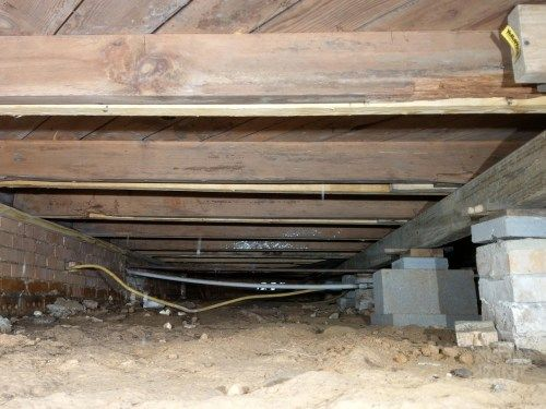 Two Methods For Pier And Beam Foundation Repairs Just Needs Paint In 2020 Pier And Beam Foundation Foundation Repair Beams