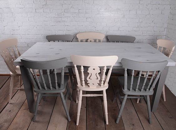Vintage farmhouse country home shabby chic style dining  : 85ebca82cb125660d4e8944b60539c8d from www.pinterest.com size 564 x 416 jpeg 37kB