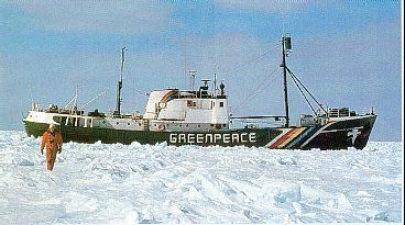 During the two years I worked in Amsterdam, I dated a girl who worked for Greenpeace.  They asked me if I could a paint a few banners to attach to Rainbow Warrior. As a thank you I was invited to a party on the ship, I remember at the time thinking how sturdy this steel hulled vessel was.  Years later Rainbow Warrior was sunk by the French Secret Service which caused an international scandal. Follow the link to read more. #greenpeace #rainbowwarrior #amsterdam #chefkevinashton #bayer