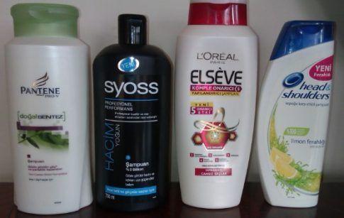 En Iyi Sampuan Best Shampoos Shampoo Hair Shampoo