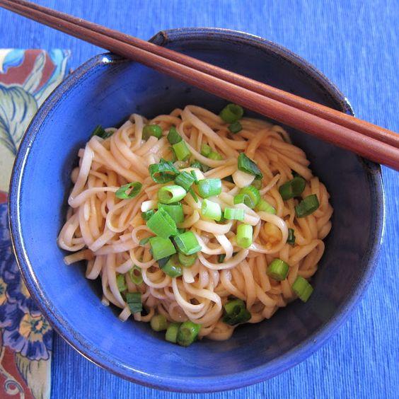 Arctic Garden Studio: Sesame Noodles