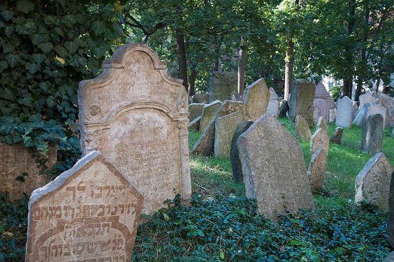 Viajes aristocráticos: Guía de Praga: barrio y cementerio judío