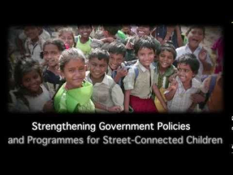 Government Policies & Programmes for Street-Connected Children