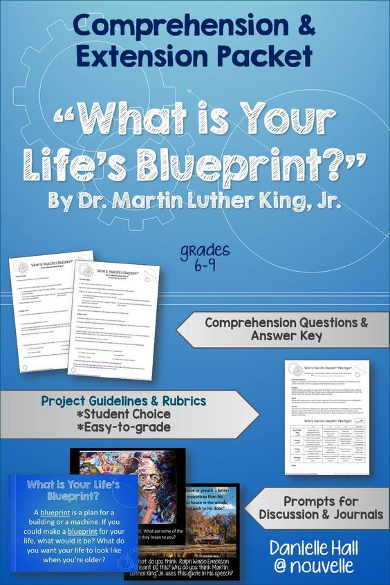What Is Your Life's Blueprint Essay - image 9