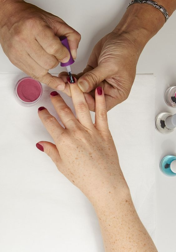 If your manicures never seem to last, we have good news.