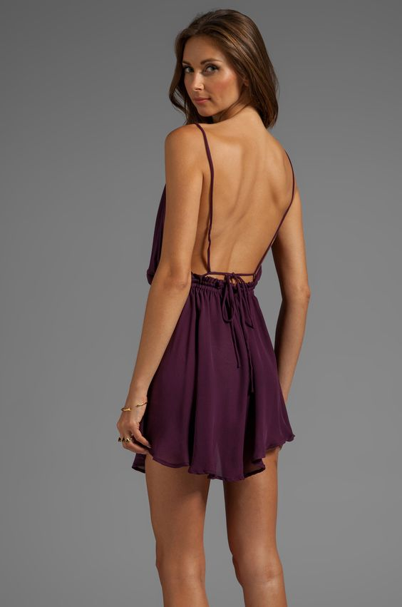 Indah Tahani Cocktail Dress in Plum (RC)  Hot Weather  Pinterest ...