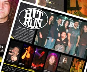DYK? Hit n' Run will be playing at the Summer Affair on Aug. 1 Get your tix today at HospiceSummerAffair.com