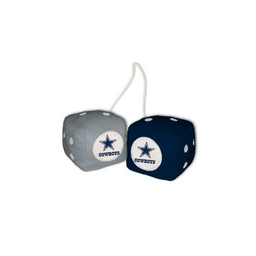 NFL Dallas Cowboys Fuzzy Dice Fremont Die https://www.amazon.com/dp/B000RENQ7S/ref=cm_sw_r_pi_dp_x_TcHbyb236YGVN