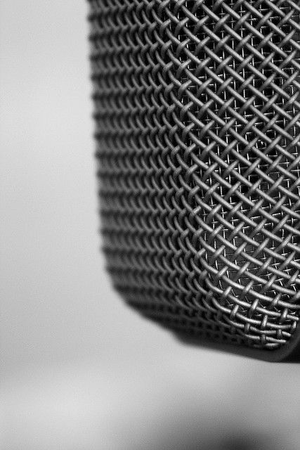 Creating podcasts with students