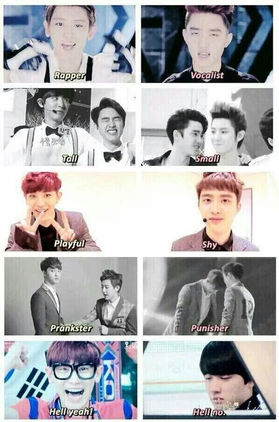 Chanyeol  D.O.