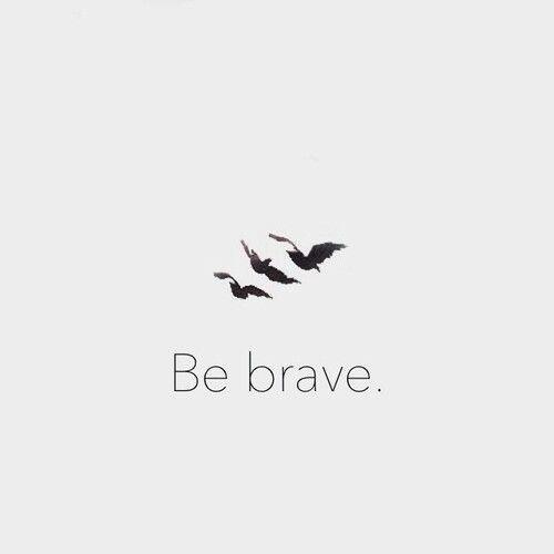 Be brave tris 39 tattoo in divergent three birds one for Divergent tris bird tattoo