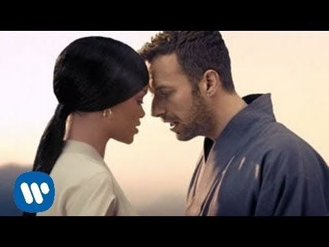 The New Coldplay Music Video Featuring Rihanna