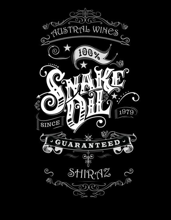 Snake Oil by Wayne Thompson