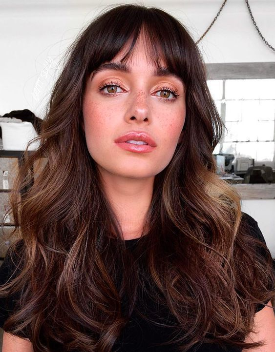 40 Bangs Hairstyles You Need To Try Ideas 20 Curtainfringe 40 Bangs Hairstyles You Need To Try Ideas In 2020 Hairstyles With Bangs Medium Hair Styles Long Hair Styles
